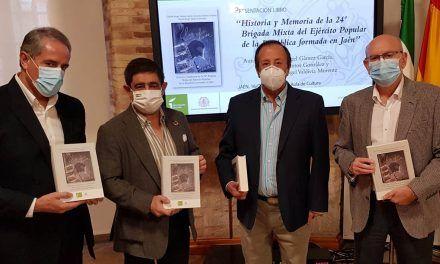 El IEG publica un libro sobre los jiennenses que formaron la 24ª Brigada Mixta del Ejército Popular de la República