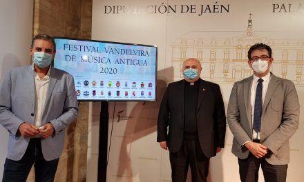 El Festival Vandelvira acercará la música antigua a 18 municipios entre el 1 de noviembre y el 5 de diciembre