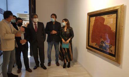 Más de 4.000 personas visitan la exposición de la colección Bassat en el Centro Cultural Baños Árabes