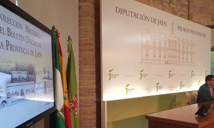 El IEG de la Diputación digitaliza la colección histórica completa del Boletín Oficial de la Provincia de Jaén