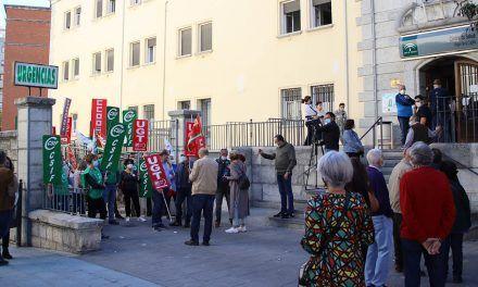 CSIF Jaén se moviliza para reclamar más personal y recursos en la sanidad pública