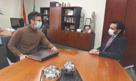 El IAJ y la Delegación de Empleo aúnan fuerzas para impulsar la formación y el empleo de la juventud de la provincia de Jaén