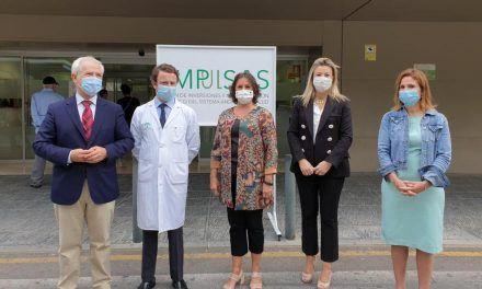 La Junta invierte 1,8 millones de euros para obras en el Hospital de Jaén