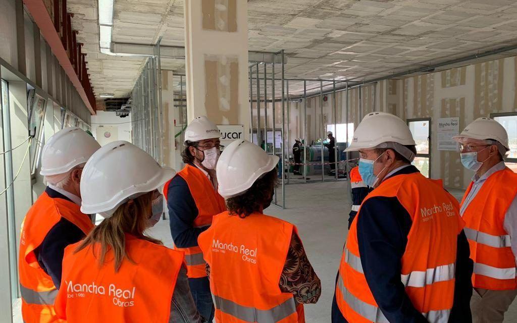 Salud inicia las obras del nuevo laboratorio de Salud Pública de Jaén