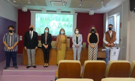Estudiantes inician el Aula de Debate de la Universidad de Jaén