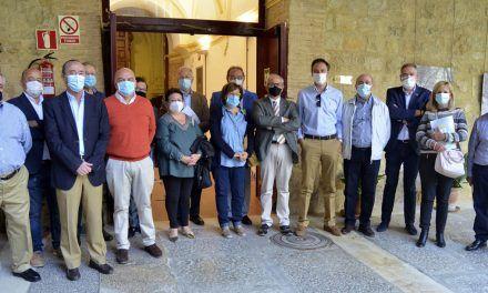 Los Consejos Económicos y Sociales de la Ciudad y Provincia de Jaén apoyan conjuntamente el Plan COLCE