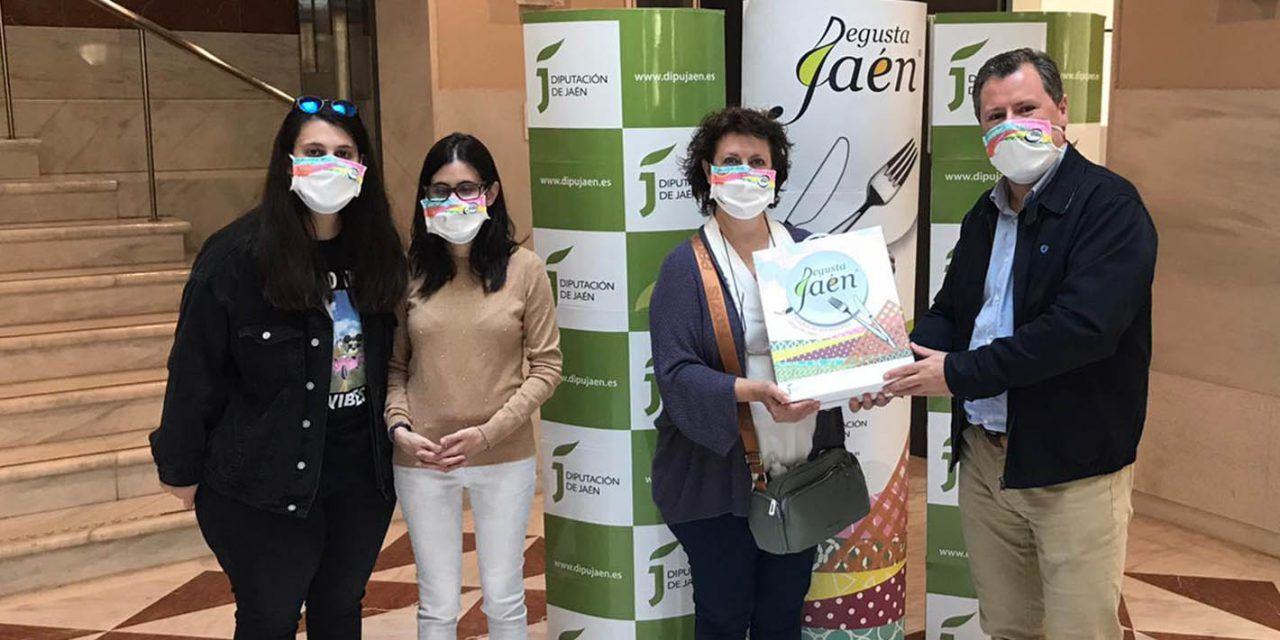La plataforma online de Degusta Jaén comercializa cerca de un millar de productos en su primer mes de funcionamiento