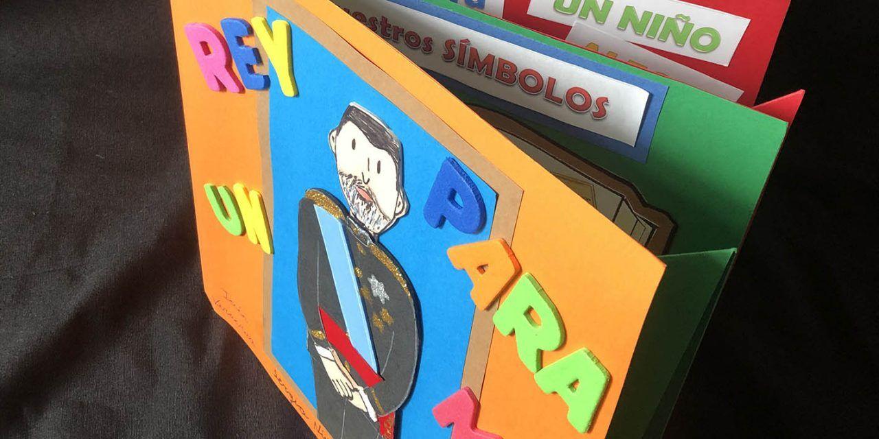 Un alumno de 4º de Primaria de Jaén ganador de la fase autonómica del 39º concurso ¿Qué es un rey para ti?