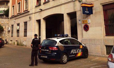 SUCESOS | Dos detenidos en Jaén quemar presuntamente dos contenedores de basura