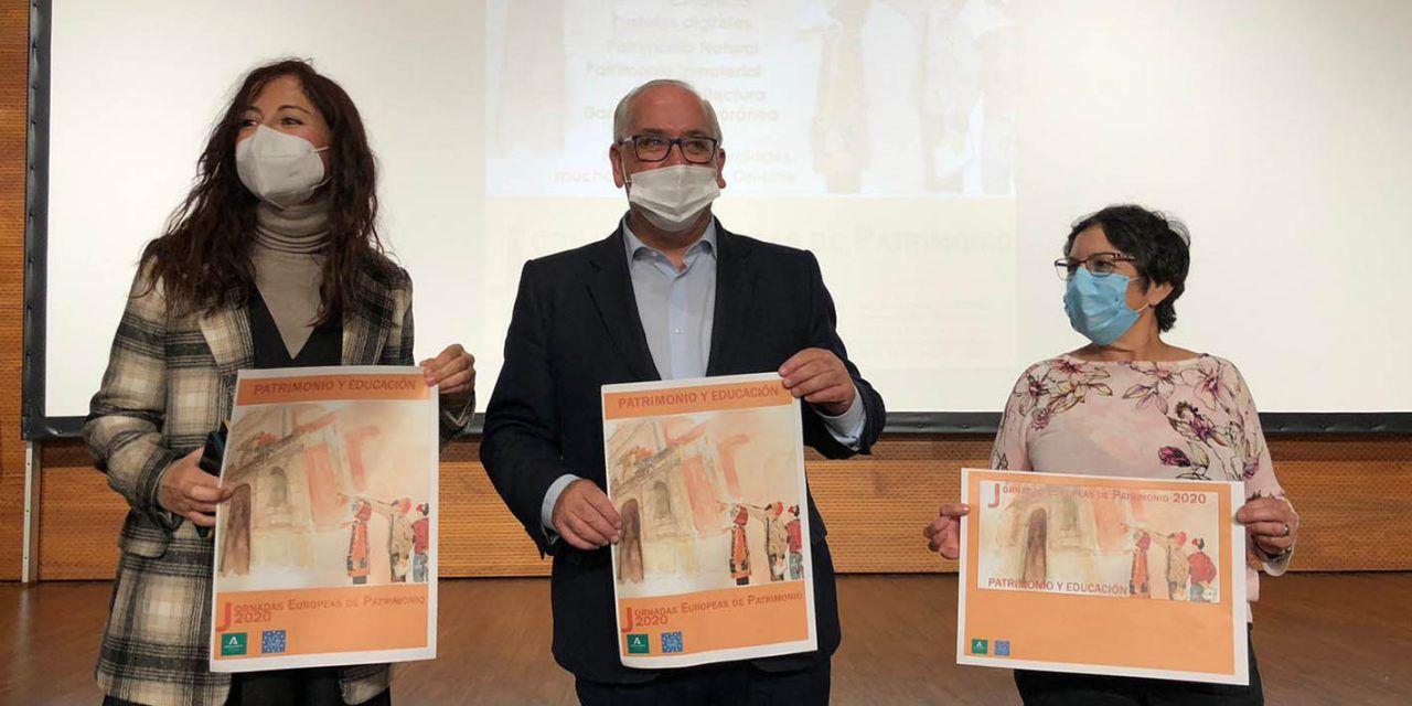 Las Jornadas Europeas de Patrimonio tendrán parada en Andújar