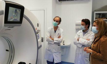 El Hospital de Jaén cuenta con tres nuevos TAC en funcionamiento