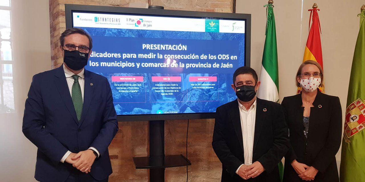 La provincia de Jaén, pionera en la medición de los  Objetivos de Desarrollo Sostenible a nivel local y comarcal