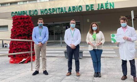 La Junta premia el proyecto de migración a telefonía IP del Hospital de Jaén