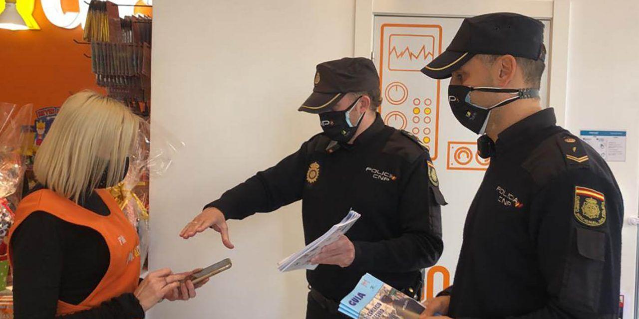 Activado el Plan Comercio Seguro para la prevención de hechos delictivos