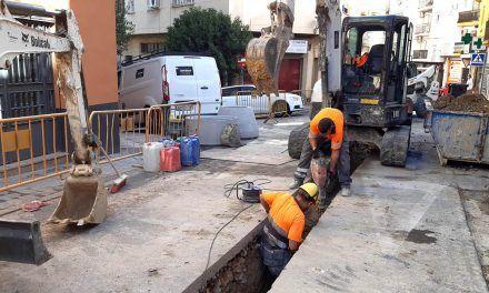 Mantenimiento Urbano destina en un año marcado por la pandemia 4,3 millones a obras de mejora de calles