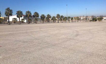 Una empresa interesada en el aparcamiento de camiones y caravanas del Parque Empresarial Nuevo Jaén