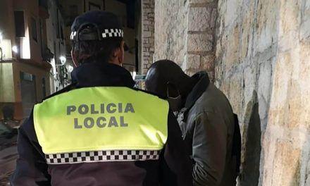 Los ángeles de la guarda de las personas sin hogar durante la ola de frío en Jaén