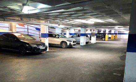 El Ayuntamiento acomete arreglos en la red de saneamiento del aparcamiento y el Mercado de San Francisco