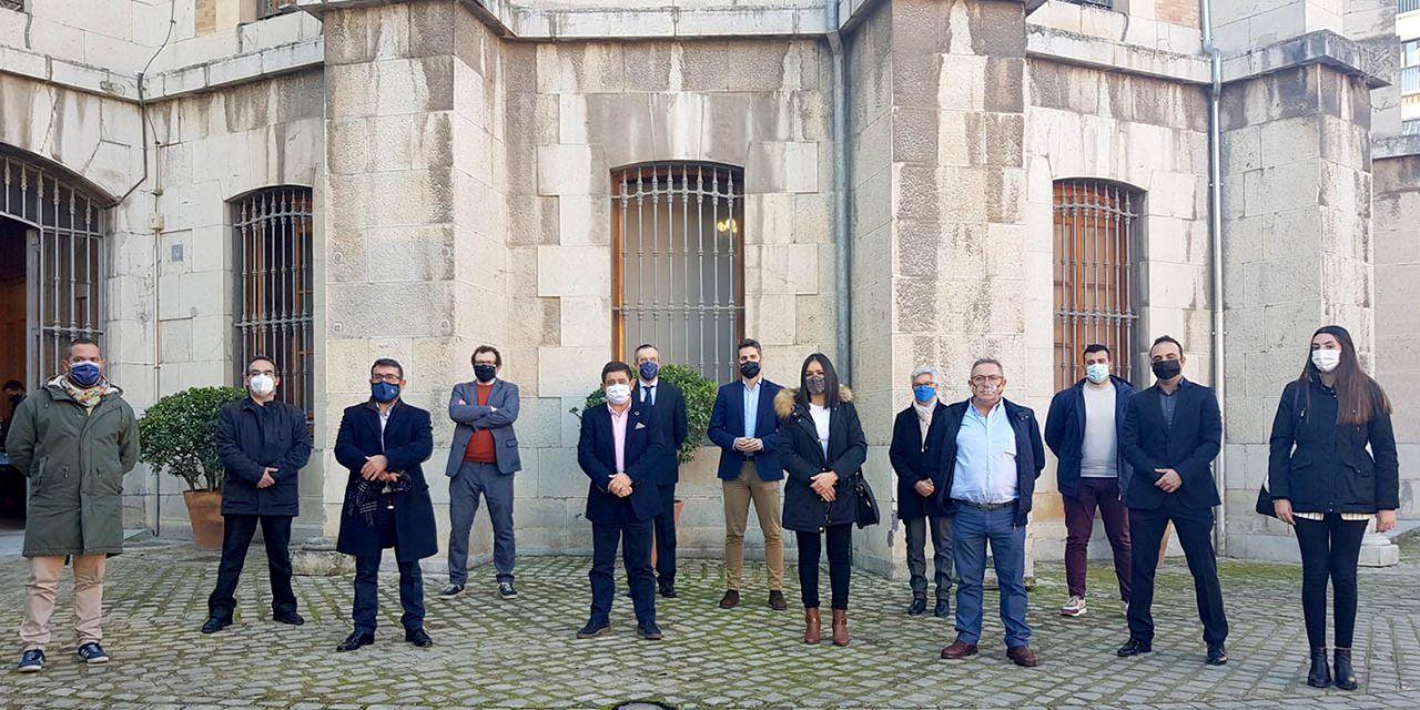 Diputación entrega ayudas a 16 empresas de la provincia que han reorientado su actividad frente al Covid-19