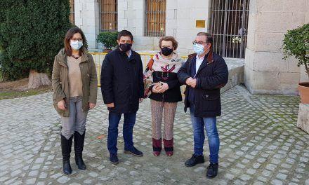 La Diputación sustituirá la cubierta del Palacio Provincial para solventar los problemas de humedades del edificio