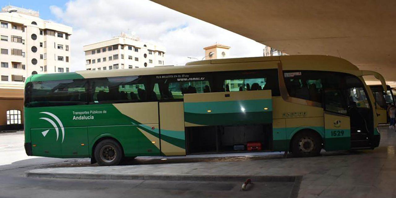 El Consorcio de Transporte de Jaén llegó a los 617.000 viajeros en 2020 pese a la pandemia