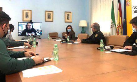 """Catalina Madueño solicita a los jiennenses mantener """"la máxima cautela"""" y respetar """"a rajatabla"""" las disposiciones establecidas por las autoridades sanitarias"""