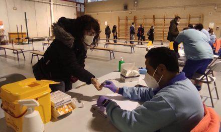 La Junta realiza test a 11.622 profesionales de la educación tras las vacaciones de Navidad