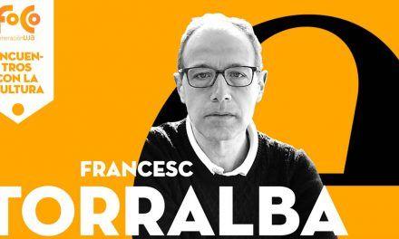 El filósofo y teólogo Francesc Torralba participa el lunes en los 'Encuentros con la Cultura' de la UJA