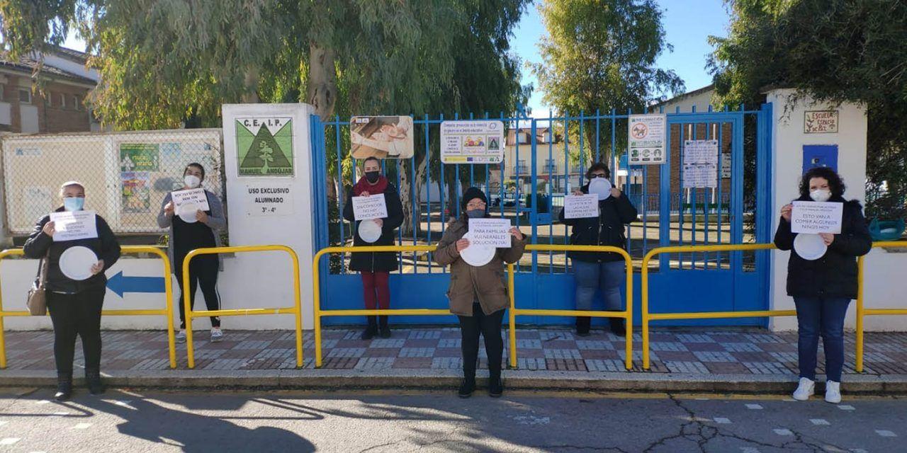 40 COMEDORES ESCOLARES DE JAEN SIN SERVICIO MIENTRAS SE REANUDA EN OTRAS PROVINCIAS