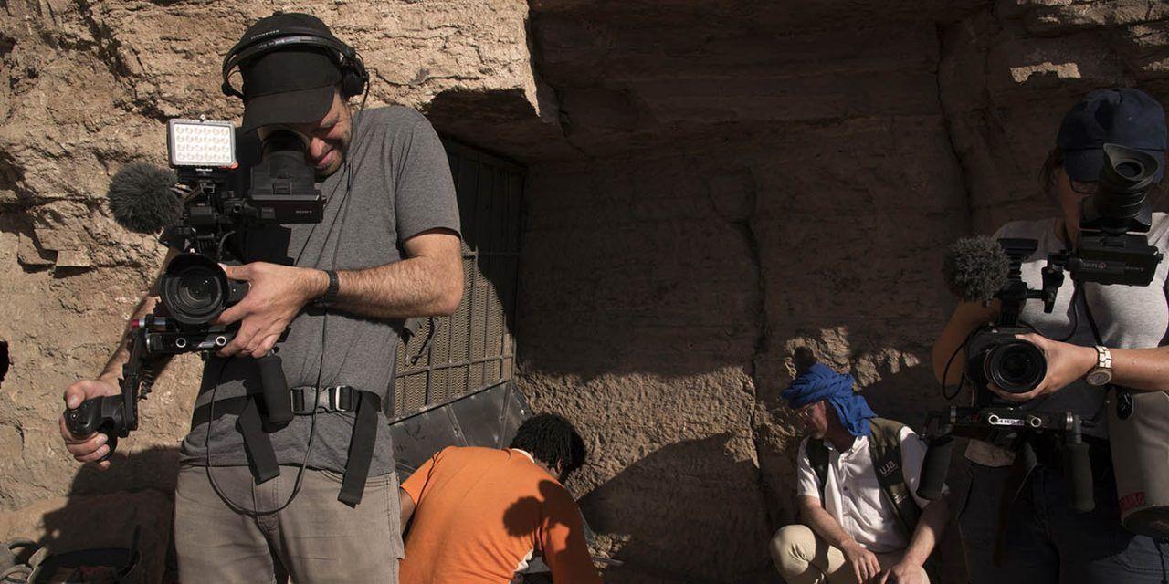 Las excavaciones de la UJA en Asuán, protagonistas en la serie documental de National Geographic 'Tesoros perdidos de Egipto'
