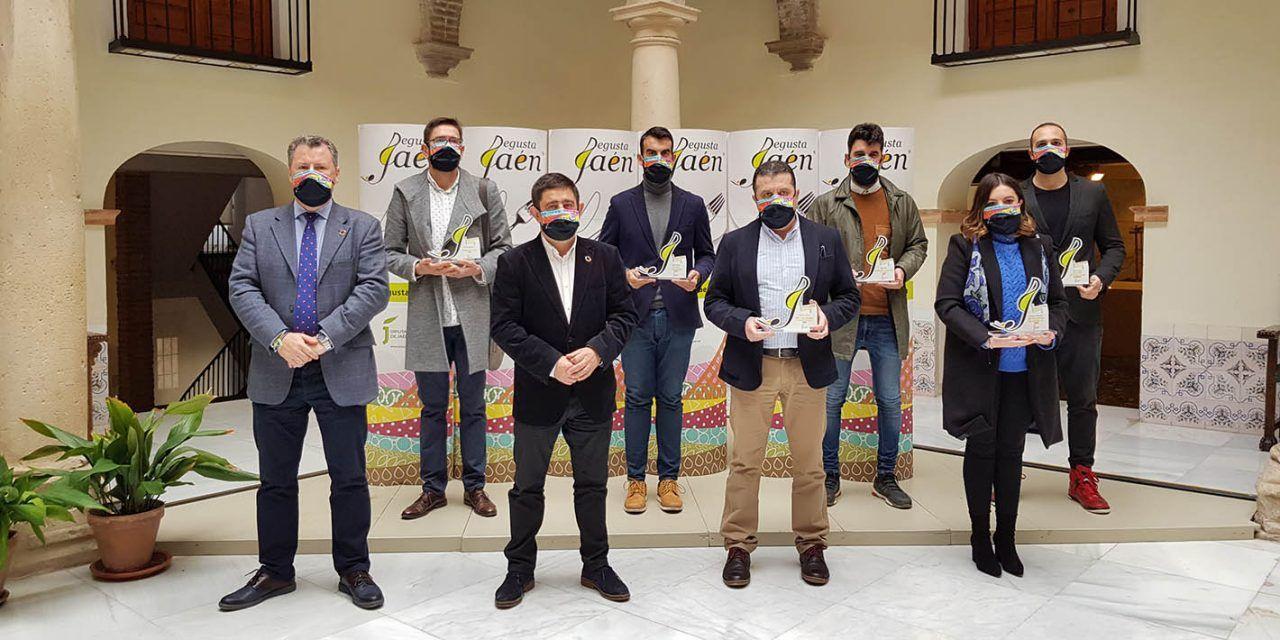 Entregados los VII Premios Degusta Jaén