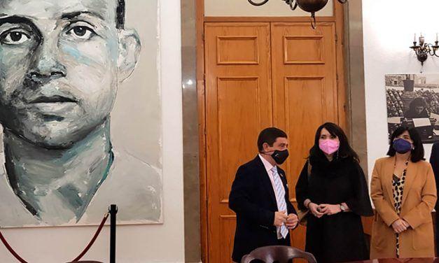 Las diputaciones de Jaén y Alicante abordan líneas de colaboración en torno a la figura de Miguel Hernández