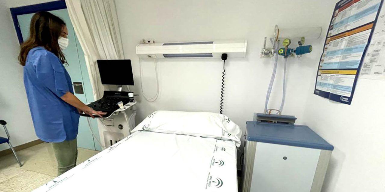 El Hospital de Jaén realiza 700 tratamientos en el Hospital de Día