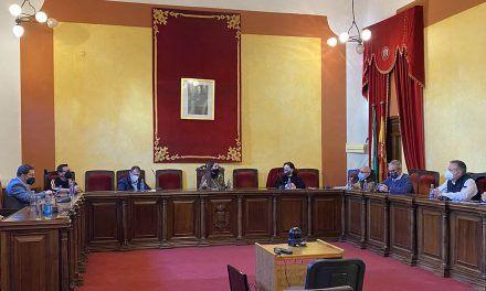 Encuentro de trabajo de los Alcaldes y Alcaldesas que conforman el eje provincial de la Nacional IV