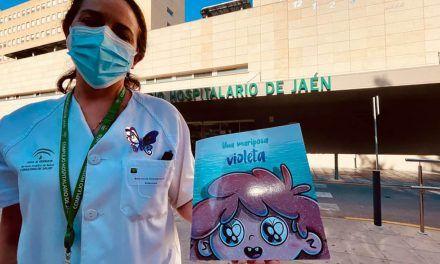 Una enfermera del Hospital de Jaén escribe un cuento para concienciar del Lupus infantil