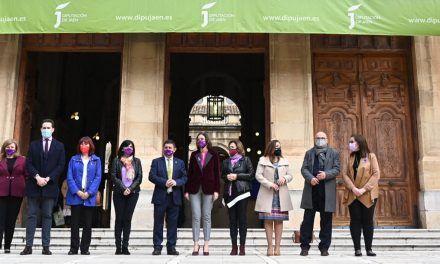 Acto conmemorativo de Diputación con motivo del Día Internacional de las Mujeres