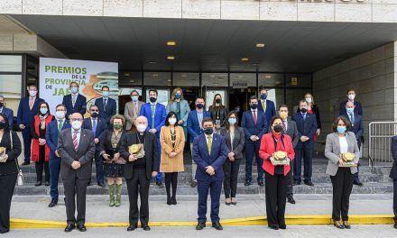 Los Premios de la Provincia reflejan los mejores valores de la sociedad jiennense