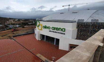 Las obras del Olivo Arena obligarán a cortar el tráfico el martes en el enlace de Jaén Sur de la N-323 en dirección a la A-44