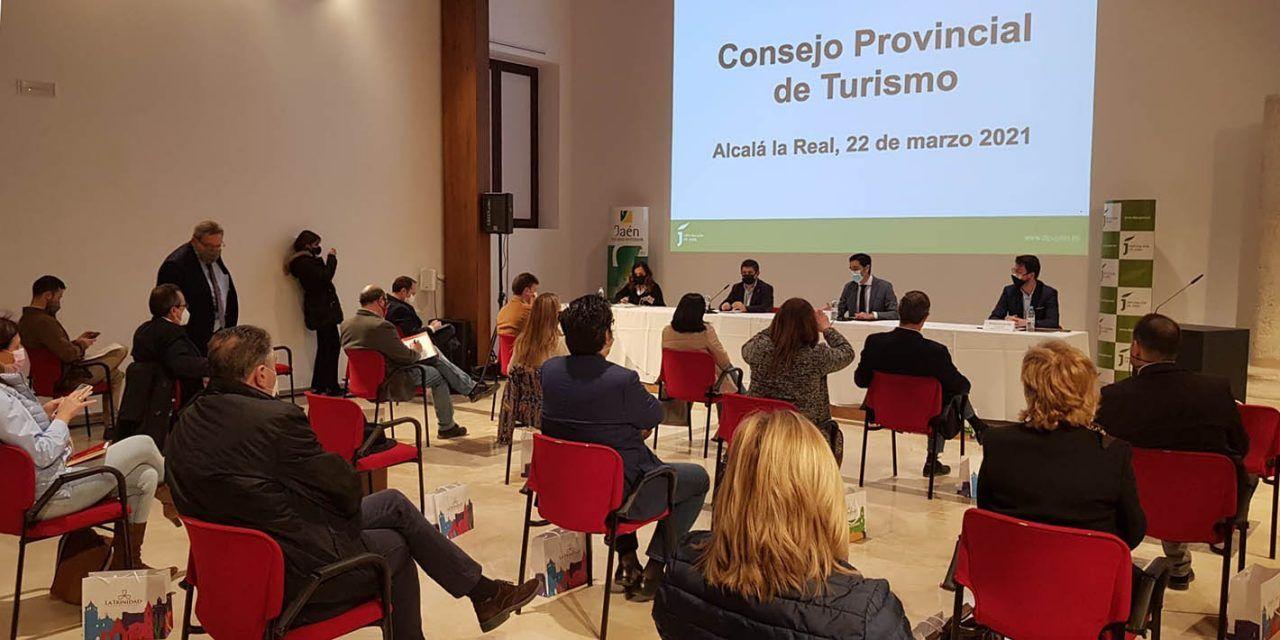 Diputación de Jaén impulsa una estrategia de reactivación turística dotada con más de 1,1 millones de euros