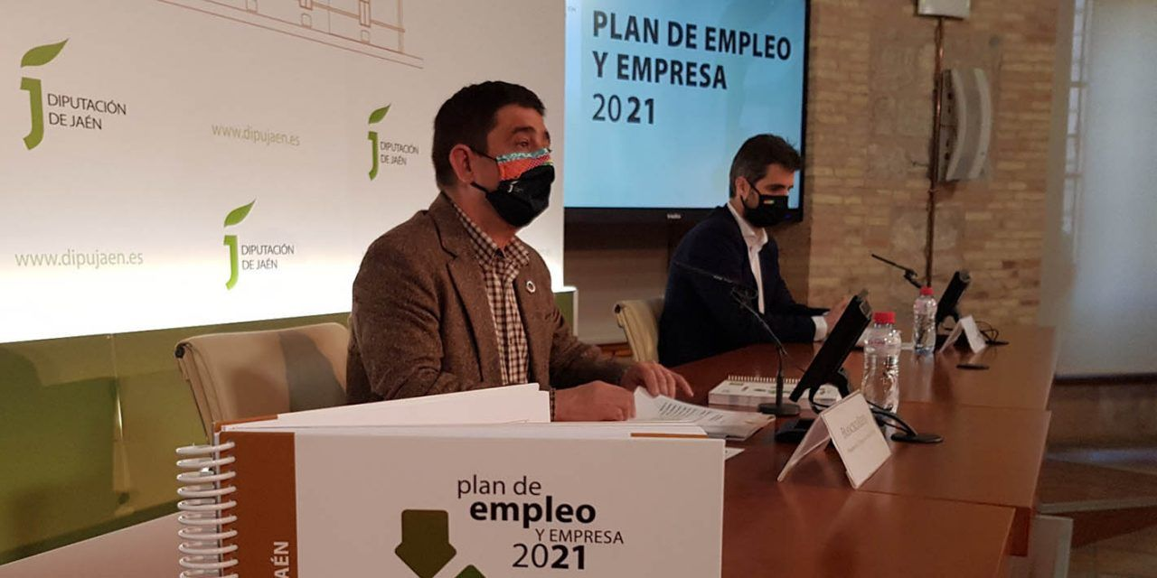 La Diputación pone en marcha un nuevo Plan de Empleo y Empresa dotado con 20,8 millones de euros