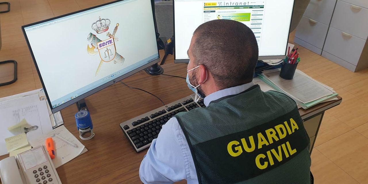 SUCESOS | La Guardia Civil alerta sobre una estafa comercial, mediante el cambio de cuenta de facturación