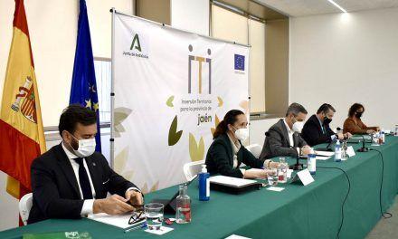 Aprobados proyectos por 23,5 millones en la Comisión de Participación de la ITI de Jaén