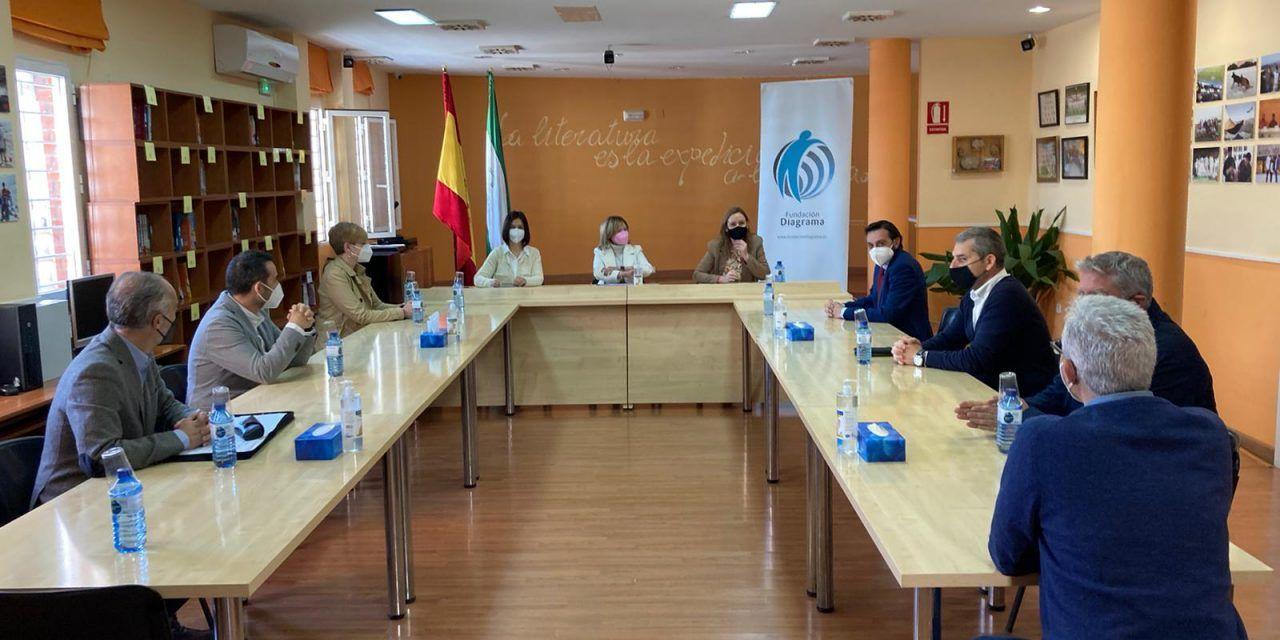 El centro de Menores Las Lagunillas firma un convenio para ampliar las práctica laborales