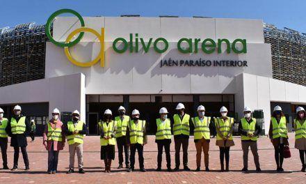 El Olivo Arena se encuentra ya al 98% de su ejecución