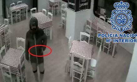 SUCESOS | La Policía Nacional detiene en Jaén a un hombre que había atracado en un restaurante