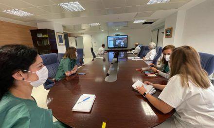 El Hospital de Jaén diseña un plan estratégico en excelencia de cuidados