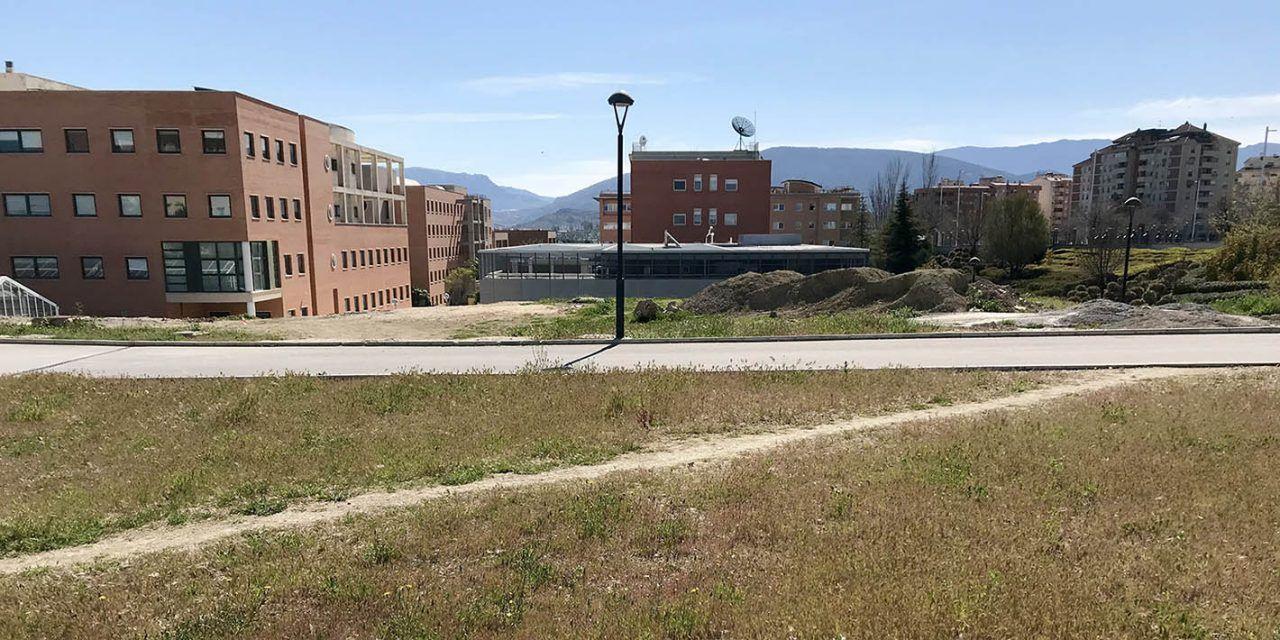 La UJA comienza en marzo las obras de construcción de su Complejo de Investigación, Desarrollo e Innovación y de TIC en el Campus Las Lagunillas