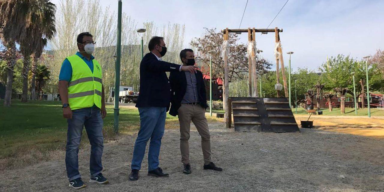 El Ayuntamiento tendrá lista en mayo la Ciudad de los Niños y las Niñas