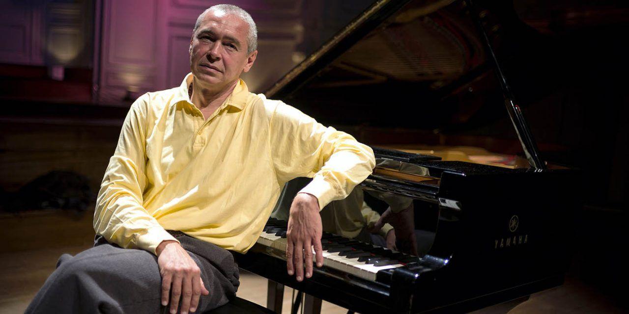 """El músico croata Ivo Pogorelich ofrece mañana el concierto inaugural del 62º Premio """"Jaén"""" de Piano de la Diputación"""