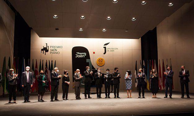 """El pianista ruso Valentin Malinin se impone en la 62ª edición del Premio """"Jaén"""" de Piano de la Diputación"""